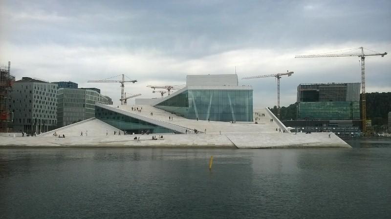 Blog_02, Uli Knoop: Opnieuw een zeilreis naar Noorwegen